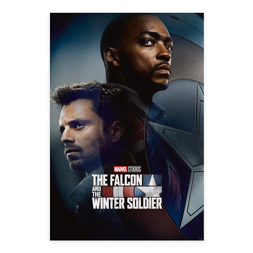 Falcon y el Soldado de Invierno  COMPRAR