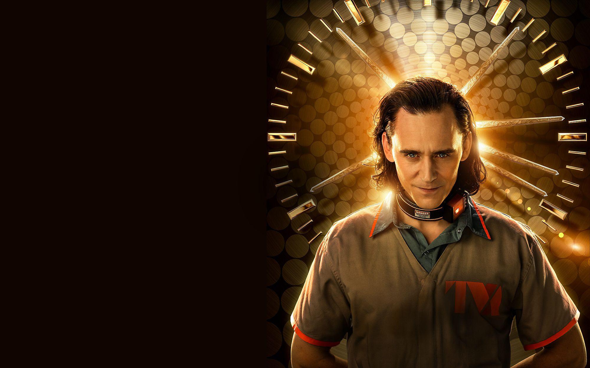 Loki Tom Hiddleston vuelve para dar vida al personaje más travieso de Marvel en la nueva serie Disney+ Original Loki Disponible a partir del 9 de junio