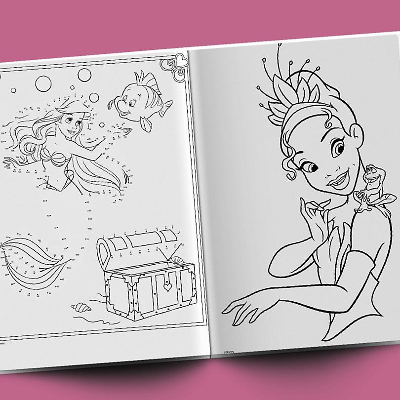 Prinzessinnen Spielbuch