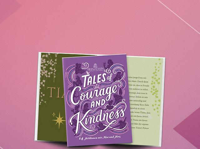 Erlebe Geschichten voller Mut und Güte mit der Story Collection.