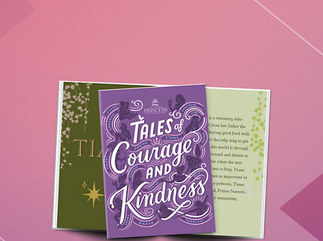Explore tales of courage and kindness with the FREE Princess Story Collection.