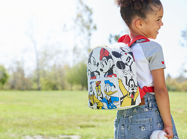 Mickey Mouse Baseball Collection Get into the swing with our clothing and accessories collection SHOP NOW