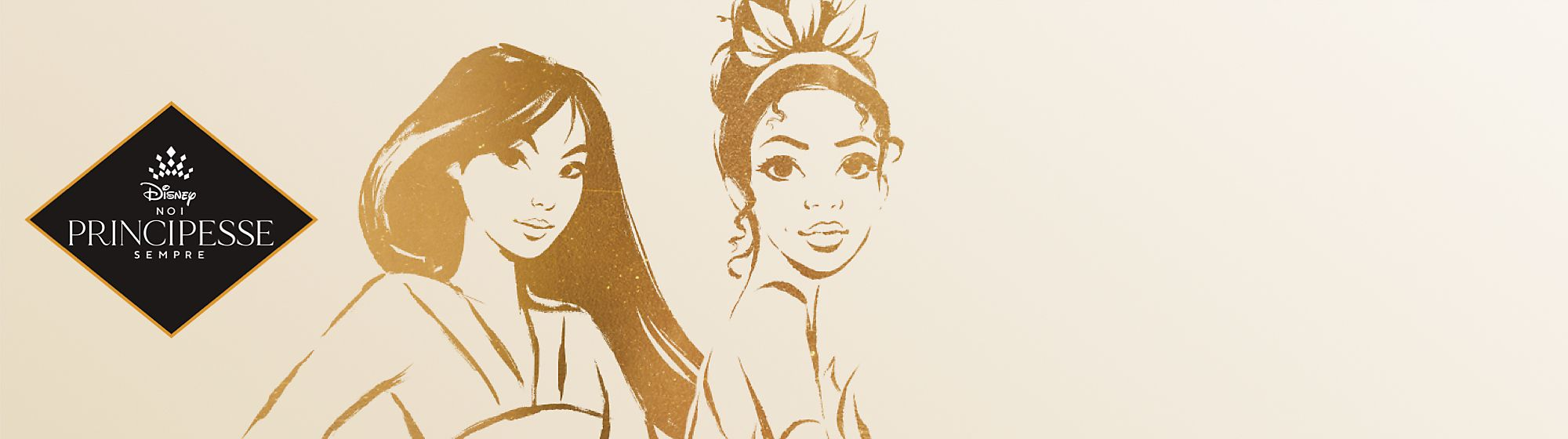 Principesse Disney Vivi la magia Disney! Scopri tutta la nostra gamma magica di costumi originali, le bellissime bambole, i giocattoli, la linea di abbigliamento e molto altro ancora per vivere le avventure delle Principesse Disney
