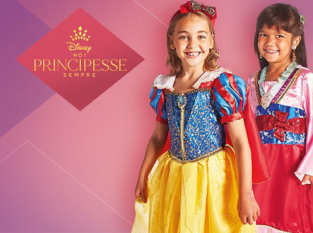 Principesse Disney bimbi Scopri una incantevole linea ACQUISTA ORA