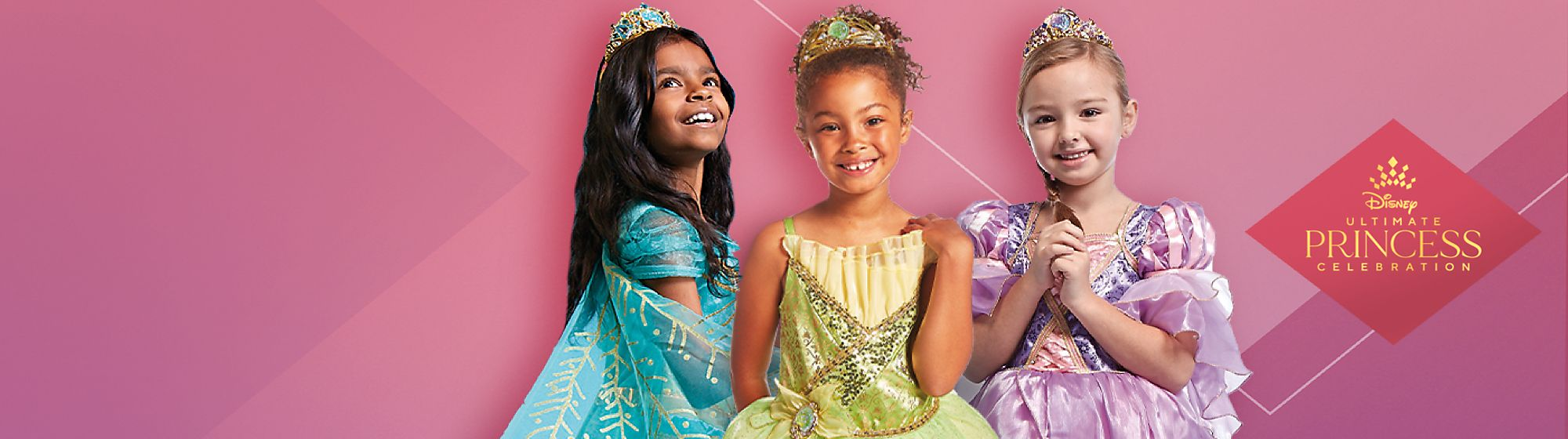 Disney Princess for Kids Explore our enchanting range of Disney Princess dolls, toys and costumes