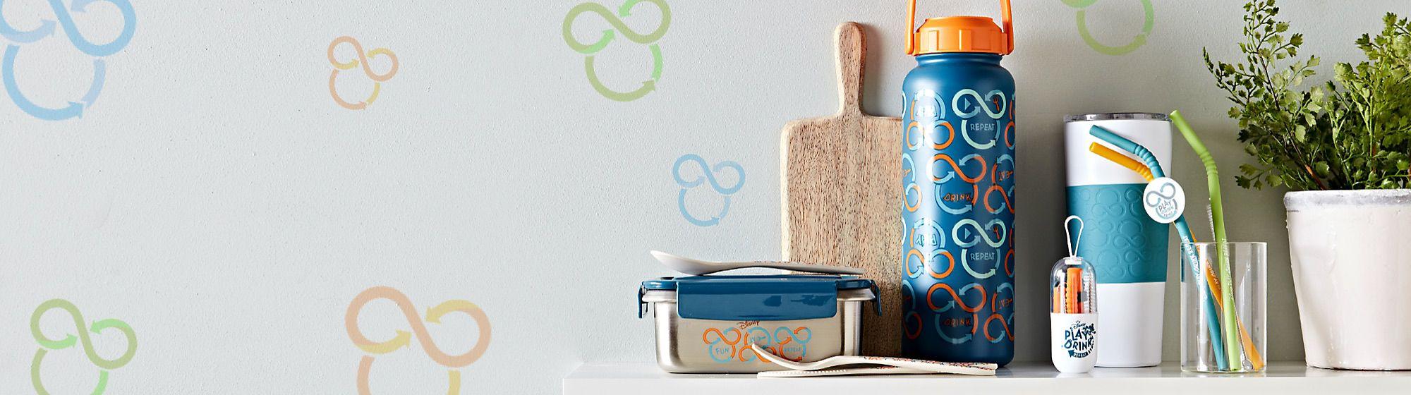 Disney Repeatables Disfruta de tus almuerzos con nuestra colección reutilizable COMPRAR