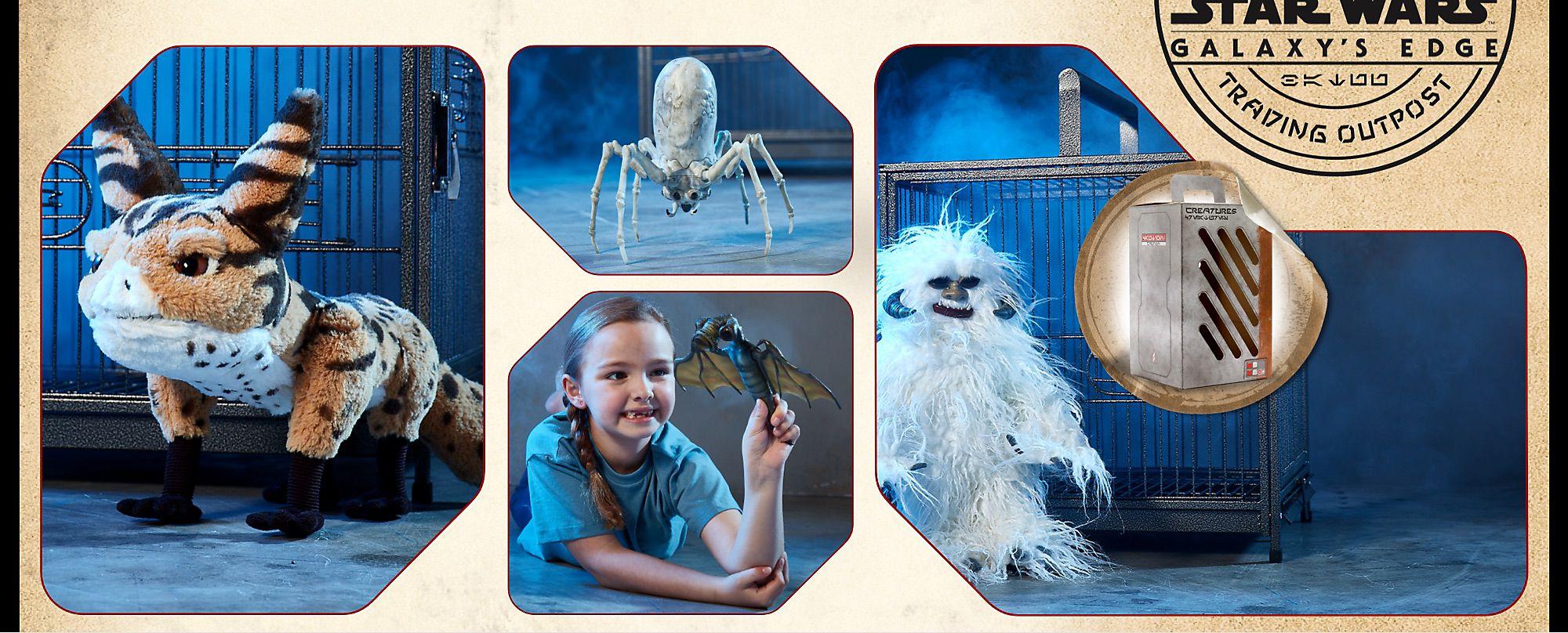 Tienda de criaturas Descubre nuestros curiosos bichos y criaturas con sonidos únicos  además,,  incluyen una caja de regalo gratuita COMPRAR