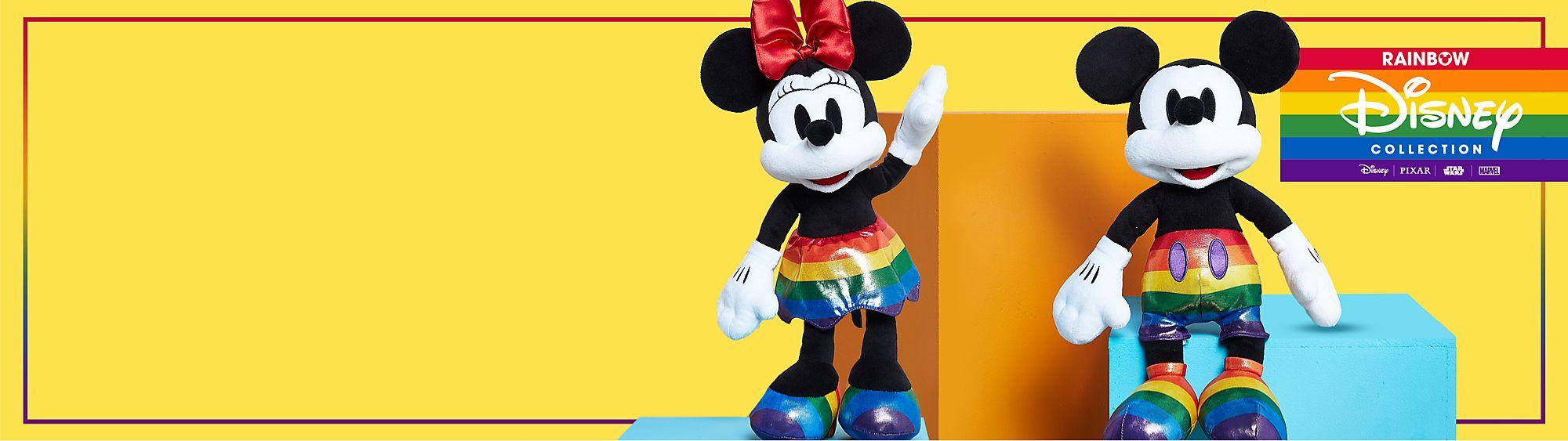 Rainbow Disney Collection Per celebrare il Pride Month 2021, Disney sta devolvendo fondi per supportare le comunità LGBTQ+