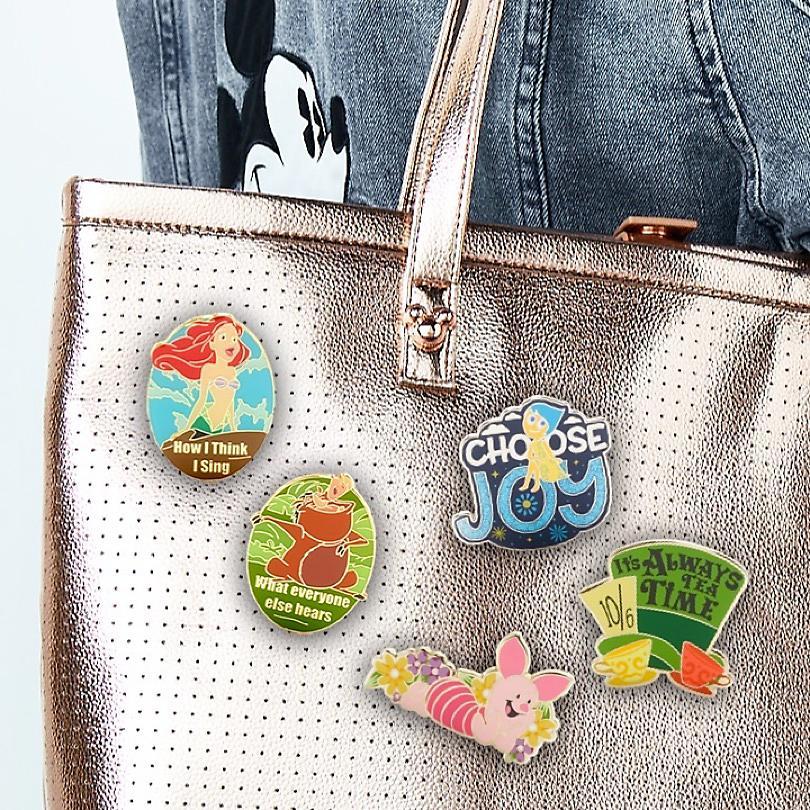 Pins para personalizar bolsos  COMPRAR
