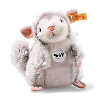 Steiff Peluche chinchilla National Geographic de taille moyenne