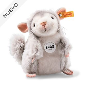 Steiff peluche mediano chinchilla, National Geographic