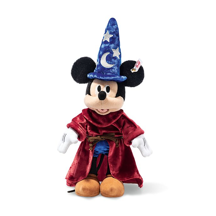 Steiff Mickey Mouse Sorceror's Apprentice Collectible