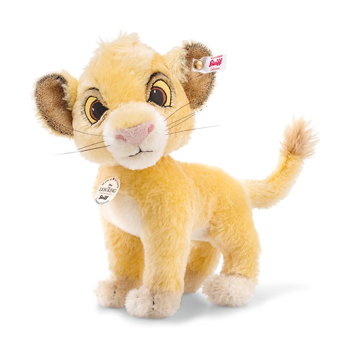 Steiff Simba Collectible