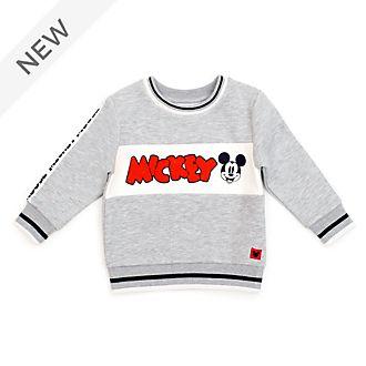 Disney Store Mickey Mouse Grey Sweatshirt For Baby & Kids