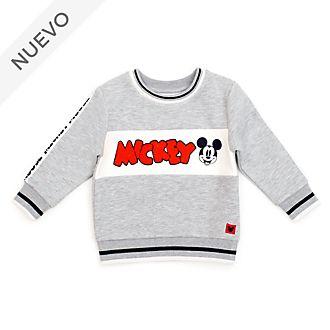 Sudadera gris Mickey Mouse para bebé, Disney Store