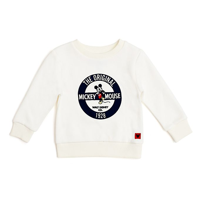 Disney Store Mickey Mouse Sweatshirt For Baby & Kids
