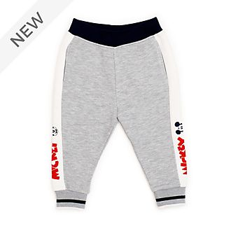 Disney Store Mickey Mouse Jogging Bottoms For Baby & Kids