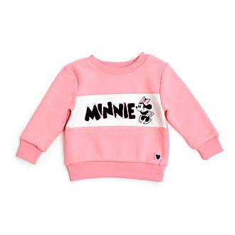 Disney Store Sweat Minnie rose pour bébés et enfants
