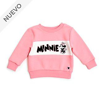 Sudadera rosa Minnie Mouse para bebé, Disney Store