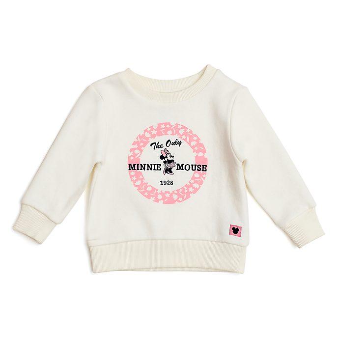 Felpa bimbi e baby Minni Disney Store