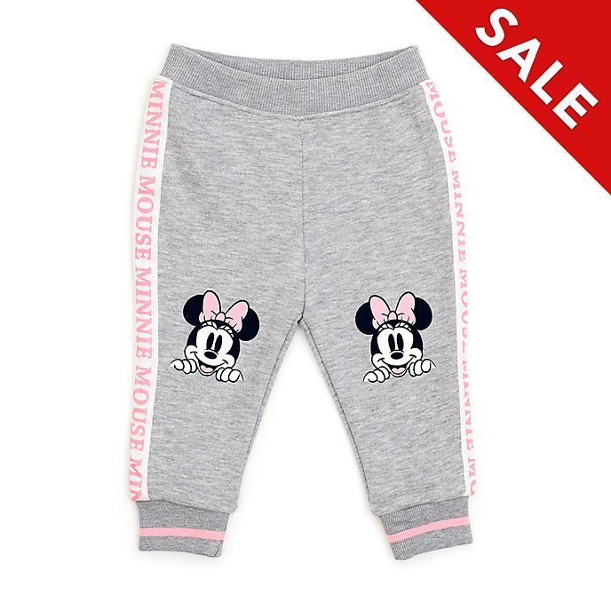Disney Store Minnie Mouse Jogging Bottoms For Baby & Kids