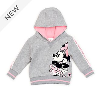 Disney Store Minnie Mouse Baby Hooded Sweatshirt