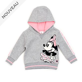 Disney Store Sweat à capuche Minnie pour bébés