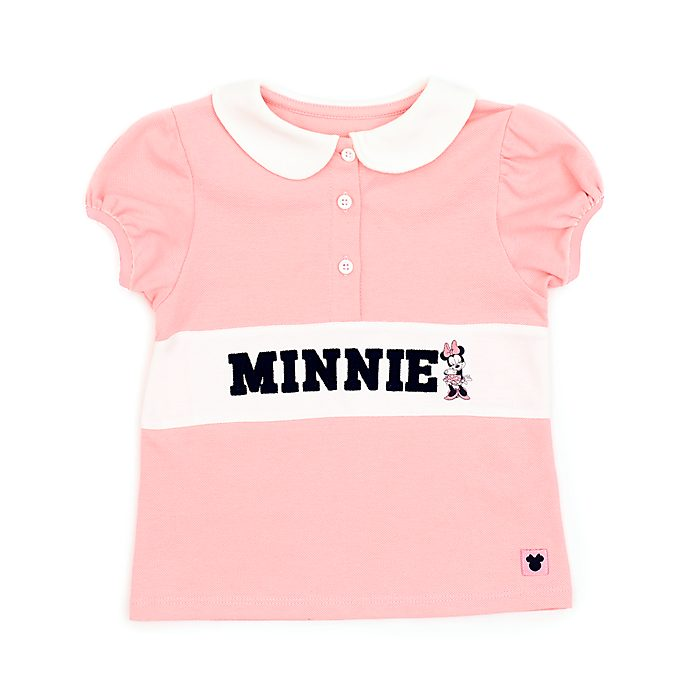 Disney Store Minnie Mouse Polo Shirt For Baby & Kids