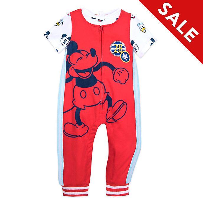 Disney Store - Micky Maus - Set aus Latzhose und T-Shirt für Babys