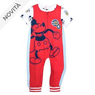 Completo salopette e maglietta baby Topolino Disney Store