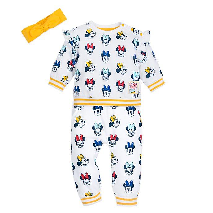Conjunto camiseta y pantalón Minnie Mouse para bebé, Disney Store