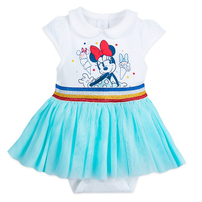Disney Store - Minnie Maus - Baby Body mit Tutu