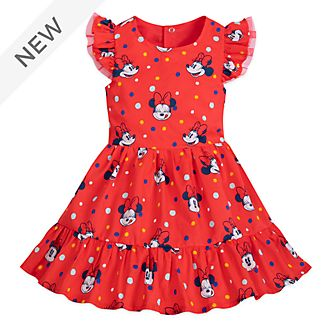 Disney Store Minnie Mouse Baby Dress and Bloomers Set