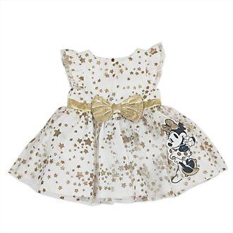 Disney Store Ensemble robe et culotte Minnie pour bébé