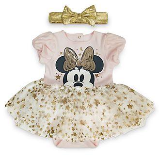 Body con tutú Minnie Mouse para bebé, Disney Store