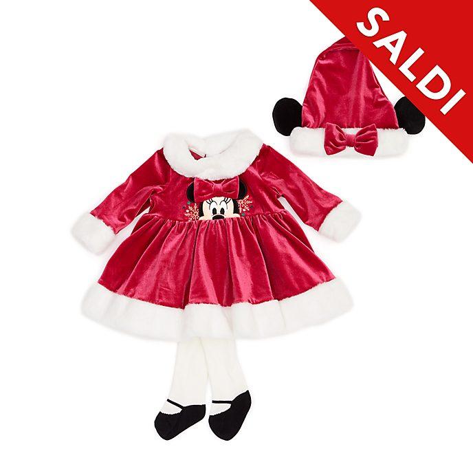 Completo vestito e calzamaglia baby Minni Holiday Cheer Disney Store