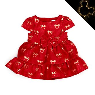Completo abito e culotte baby Minni Holiday Cheer Disney Store