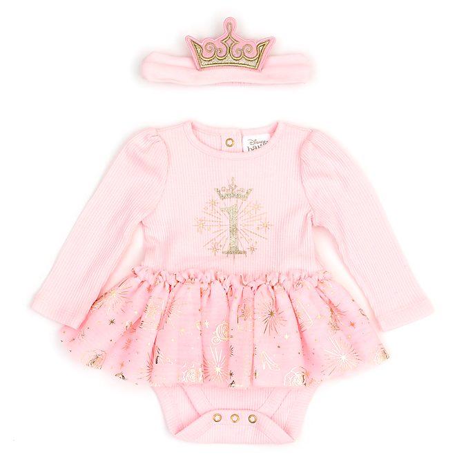Body princesas Disney para bebé, Mi primer cumpleaños, Disney Store