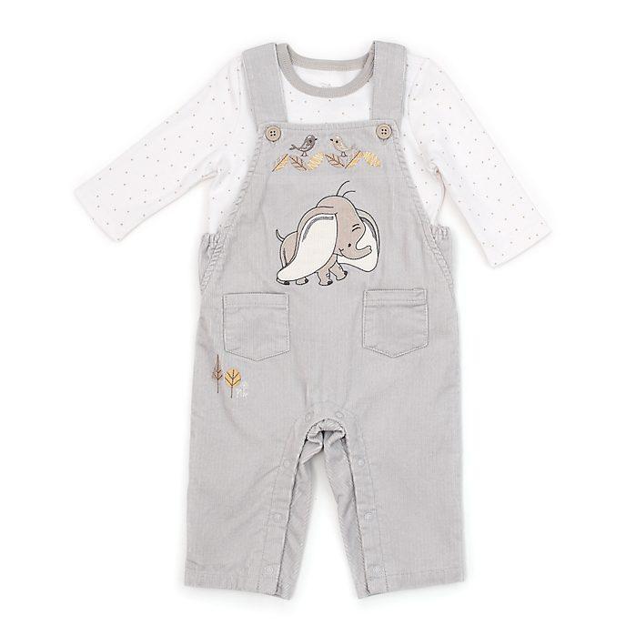 Completo salopette e maglietta baby Dumbo Disney Store