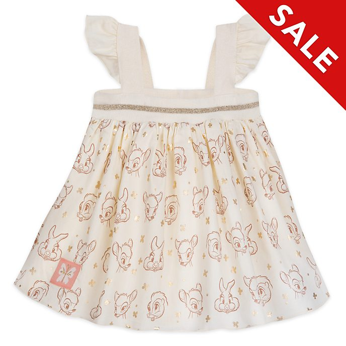 Disney Store Bambi Baby Top and Bloomers Set