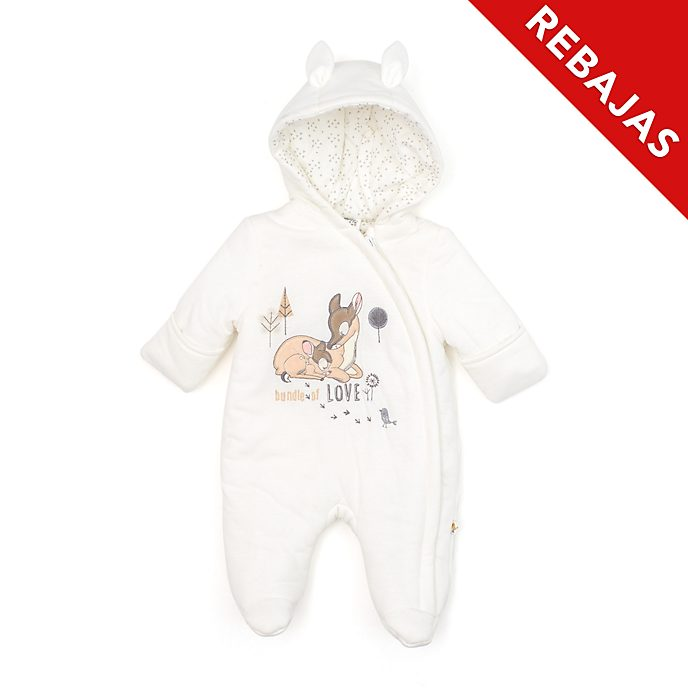 Mono piloto para bebé Bambi, Disney Store