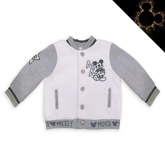Disney Store Mickey Mouse Baby Bomber Jacket