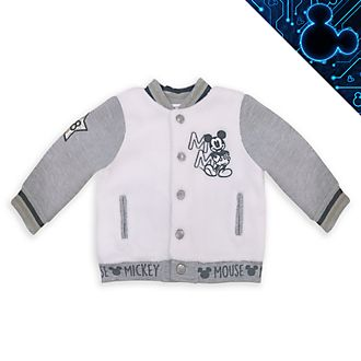 Disney Store Mickey Mouse Baby Bomber Jacket