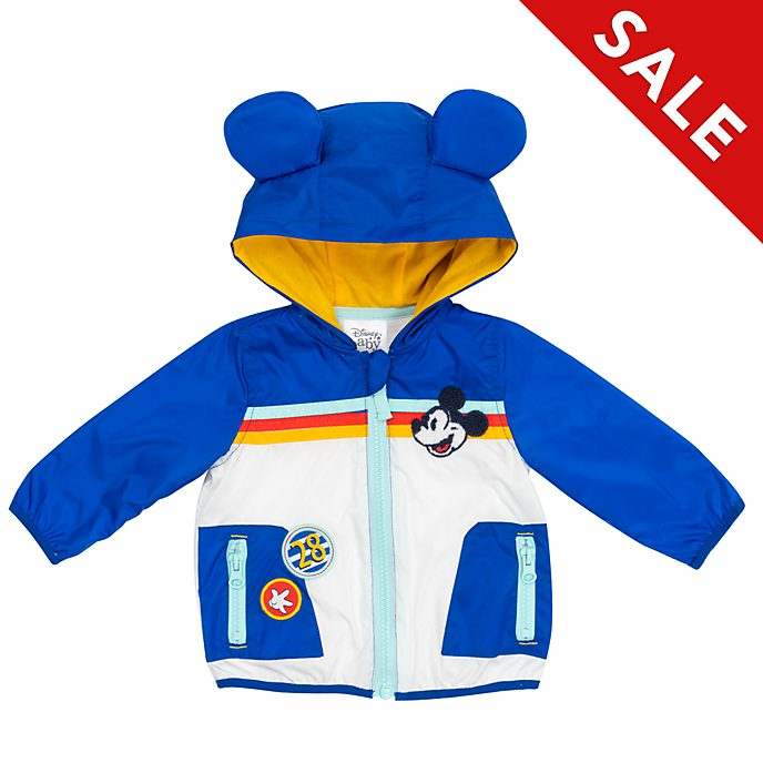 Disney Store Mickey Mouse Baby Jacket