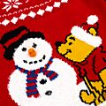 Disney Store - Winnie Puuh - Holiday Cheer - Pullover für Babys