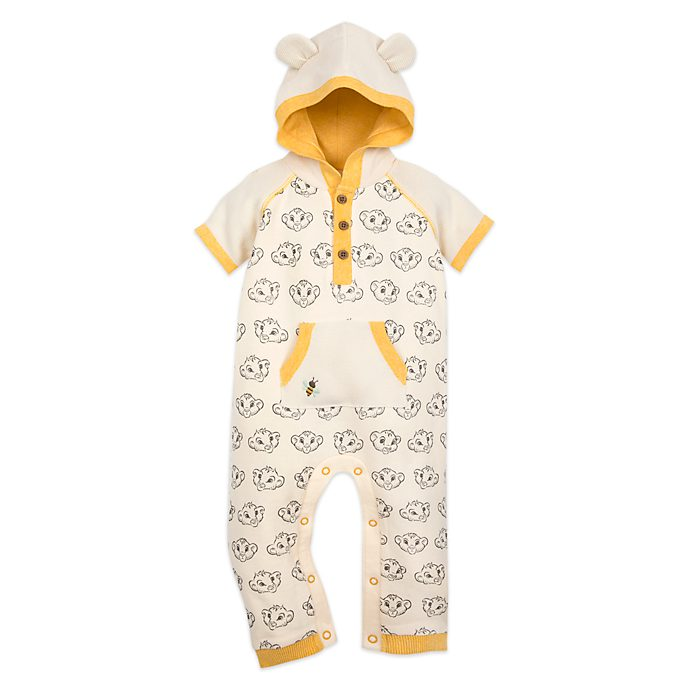 Disney Store Barboteuse Simba pour bébé