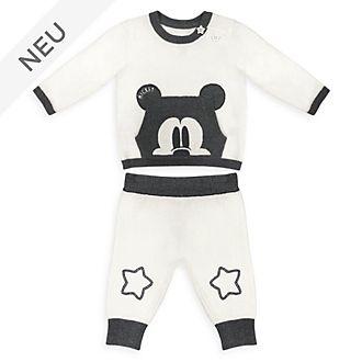 Disney Store - Micky Maus - Set aus gestricktem Oberteil und Hose für Babys