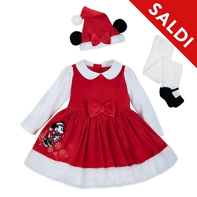 Vestito baby Minni Holiday Cheer Disney Store