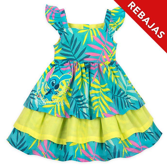Conjunto vestido y pololo Stitch para bebé, Disney Store