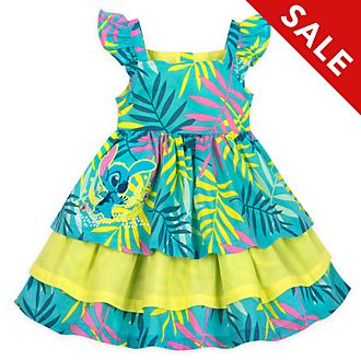 Disney Store Stitch Baby Dress and Bloomers Set